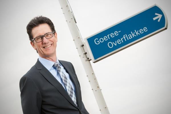 Drs. B. Marinussen wordt nieuwe gemeentesecretaris