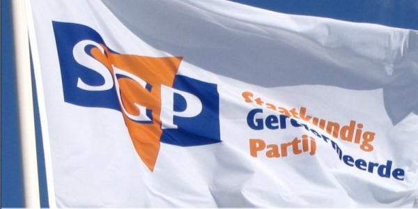 Kandidatenlijst SGP Goeree-Overflakkee