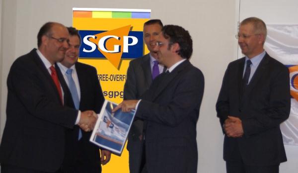 SGP Goeree-Overflakkee presenteert verkiezingsprogramma: Daad bij het Woord