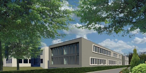 [Video] Eerste paal nieuw gemeentehuis Goeree-Overflakkee