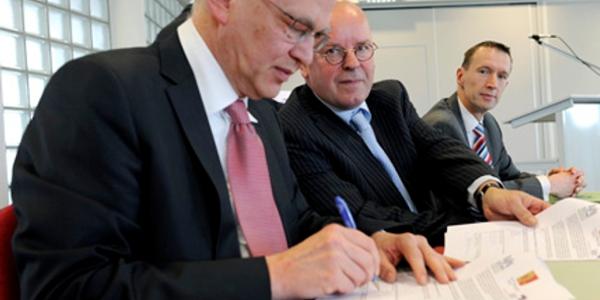 Overeenstemming kosten overdracht milieutaken tussen ISGO en DCMR