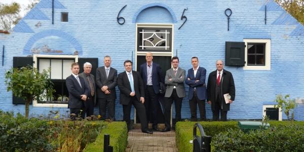 SGP bezoekt VVV in Ouddorp