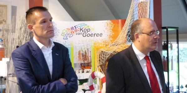 [VIDEO] SGP bezoekt VVV Ouddorp