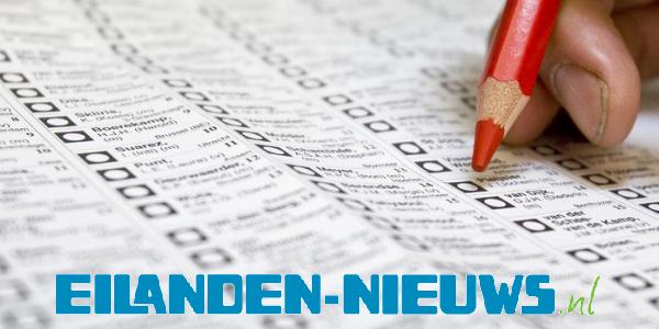 Eilanden Nieuws debat voor verkiezingen