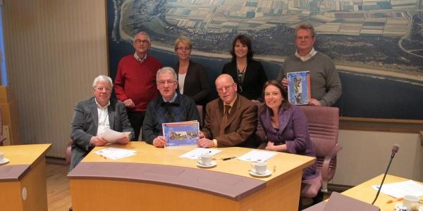 Burgerinitiatief 'Natuurlijk Stellendam' beloond met natuurspeeltuin