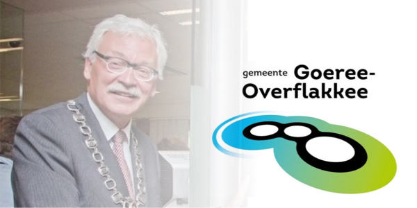 Corstiaan Kleijwegt waarnemend burgemeester Goeree-Overflakkee