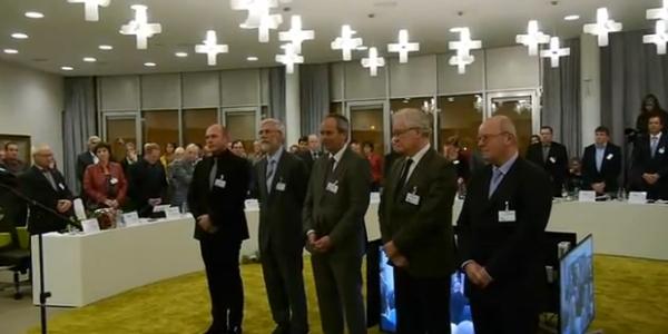 [Video] Eerste raadsvergadering (www.igo.nl)