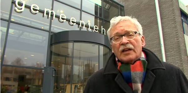 Raadsvergadering in teken van afscheid waarnemend burgemeester Kleijwegt
