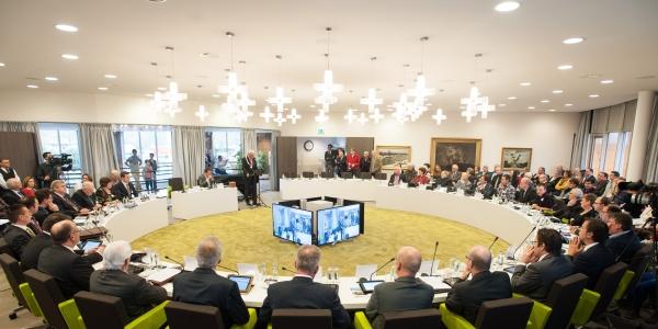 Gemeenteraad vergadert op 17 oktober