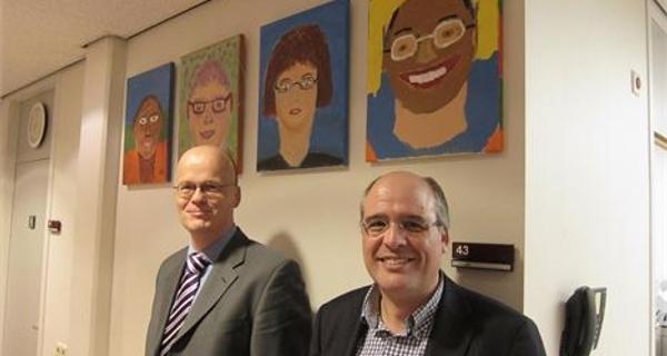 Portrettengalerij gemeentebestuur