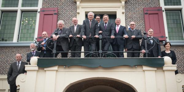 College's Schouwen-Duiveland en Goeree-Overflakkee in gesprek