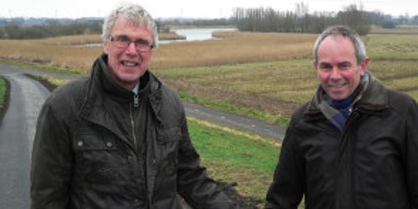 Waterschap verbindt fietspaden op Goeree-Overflakkee