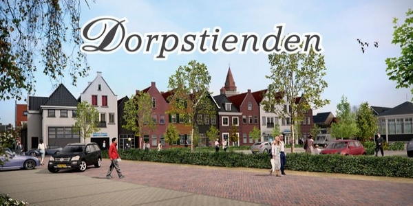 Project Dorpstienden in Ouddorp definitief van start