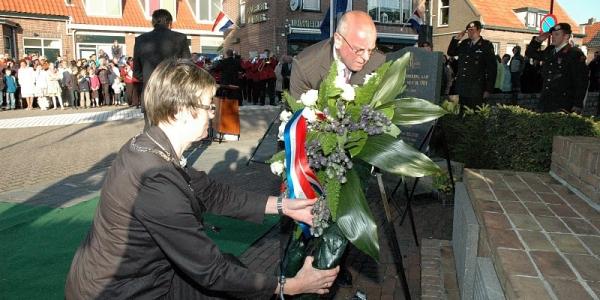 Nationale Herdenking 4 mei op Goeree-Overflakkee
