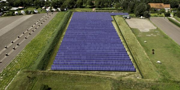 Goeree-Overflakkee genomineerd voor titel 'Solar City 2013'