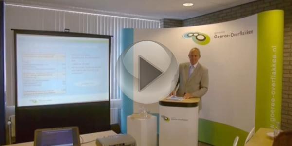 [Video] Persconferentie Financiele positie gemeente