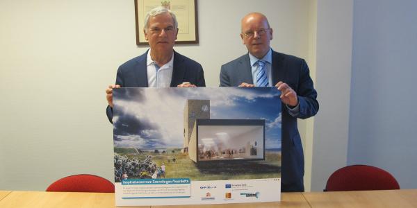 Anterieure overeenkomst voor Inspiratiecentrum Brouwersdam
