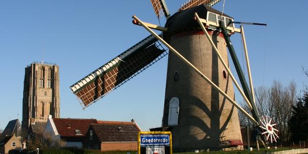 Gemeente geeft historische molens de ruimte