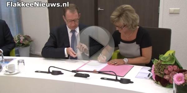 [Video] Installatie Burgemeester Grootenboer