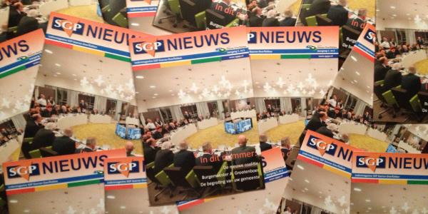 Nieuw magazine voor SGP-leden op Goeree-Overflakkee