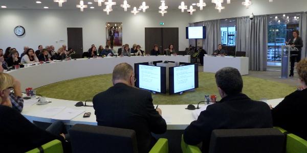 Gemeente en partners blijven in gesprek over de veranderingen in het Sociaal Domein