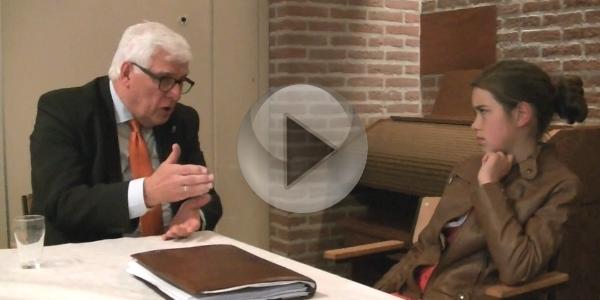 Interview met Belder door Annelot Slingerland
