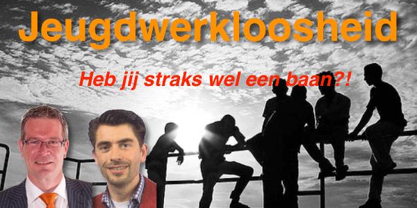 SGP Kamerlid Dijkgraaf over Jeugdwerkloosheid