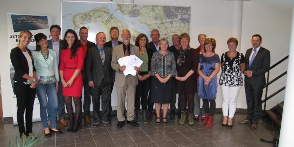 Gemeente sluit als één van de eersten contracten voor begeleiding en dagbesteding