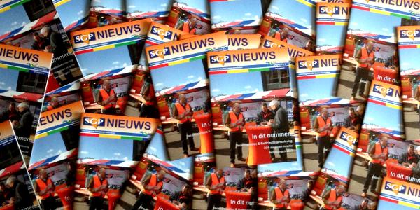 Ledenmagazine SGP NIEUWS
