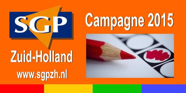 SGP Zuid-Holland kiest voor kennis, ervaring, vernieuwing en verjonging
