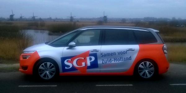 SGP Zuid-Holland presenteert verkiezingsprogramma 2015-2019