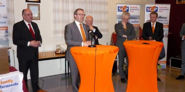 SGP geeft toegevoegde waarde aan politiek bestuur