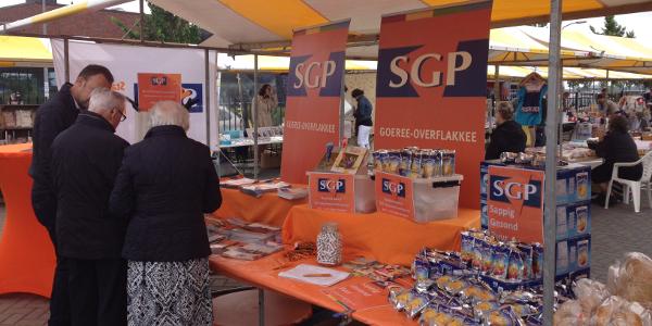 SGP laat burgers kiezen