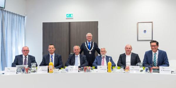 Daan Markwat wethouder, Hendrik Herweijer raadslid!