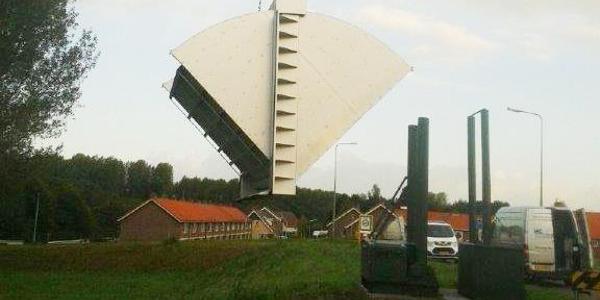 Tijdelijke peilverlaging boezem Zuiderdiep