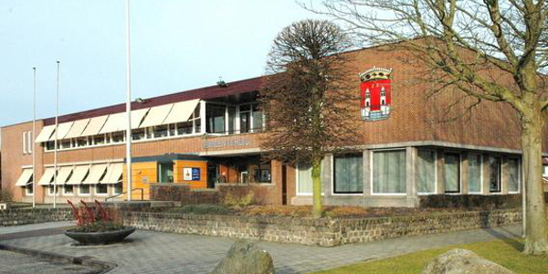 Voormalig gemeentehuis Goedereede nog niet ingezet als noodopvanglocatie