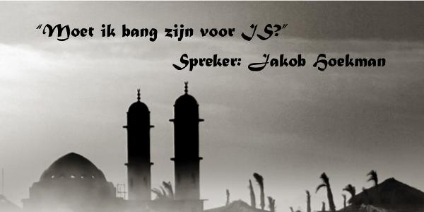 Jacob Hoekman spreekt over de IS