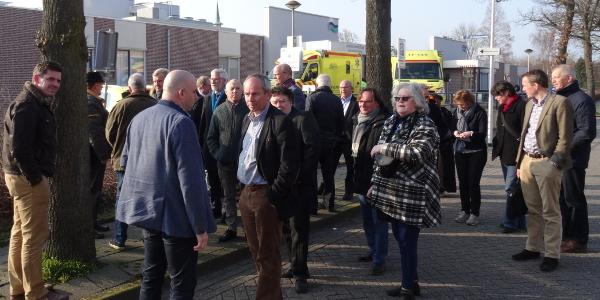 Gemeenteraad start met kernbezoeken in Dirksland
