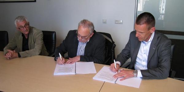 Overeenkomst ontwikkeling 57 nieuwe woningen Ouddorp getekend
