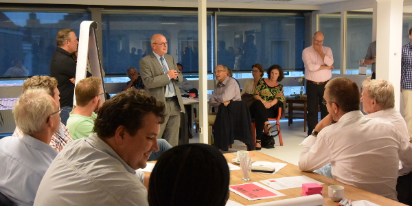 Ondernemers, Onderwijs en Overheid willen samenwerkings- en ontmoetingsplek op Goeree-Overflakkee