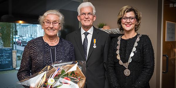 De heer C.M. Uijl uit Sommelsdijk benoemd tot Lid in de Orde van Oranje Nassau