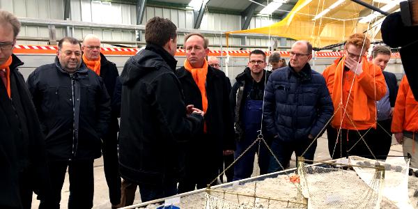[Video] Van der Staaij heeft aandacht voor vissers, zorg en boeren