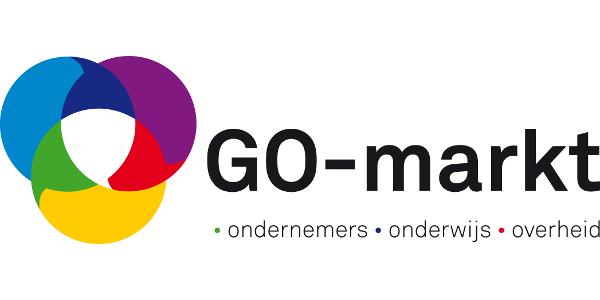 Samenwerking drie O's verbeeld in nieuw logo GO-markt