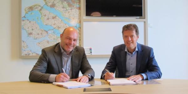 Nieuwe overeenkomst openbare verlichting Goeree-Overflakkee