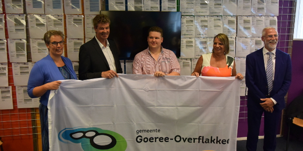 GO-markt geopend onder grote belangstelling van bedrijfsleven, onderwijs en intermediaire organisaties