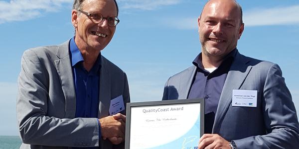 PLATINA QualityCoast Award voor Goeree-Overflakkee