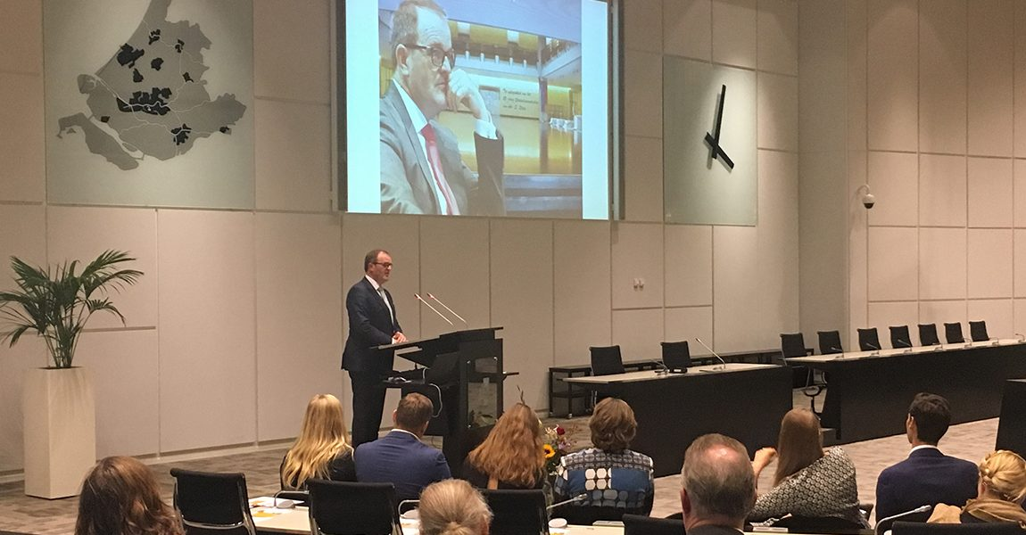 Servaas Stoop 25 jaar Statenlid Zuid-Holland
