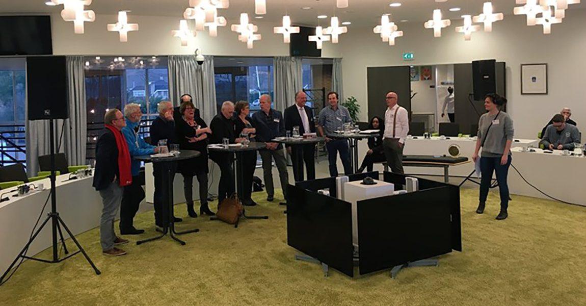 Verkiezingsdebat Goeree-Overflakkee op 15 maart 2018