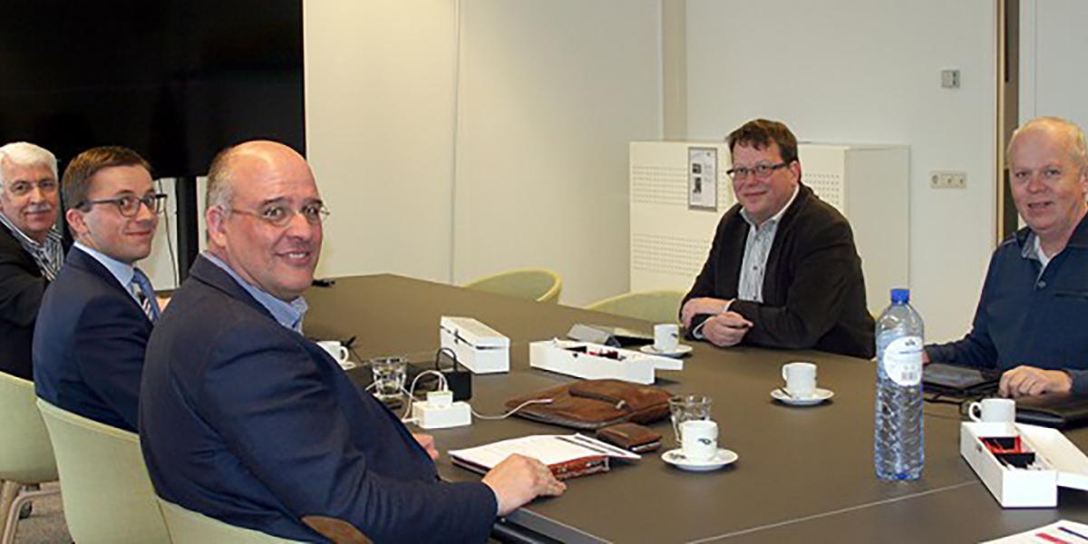 Coalitiebesprekingen tussen SGP, VKGO, CDA en VVD
