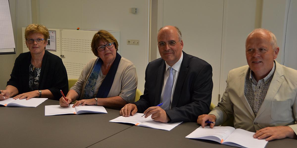 SGP, VKGO, CDA en VVD presenteren coalitieakkoord: Goeree-Overflakkee, een eiland waar je energie van krijgt!